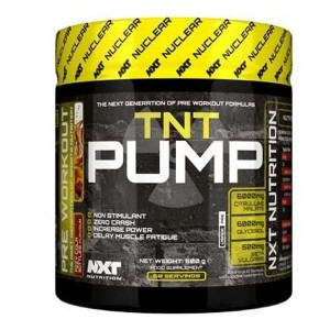 NXT Nutrition TNT Pump 500g 50 Servings!, The Future of Pump!