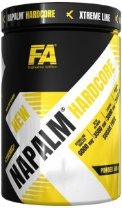 FA Nutrition Xtreme Napalm Hardcore 540g Pulver 40 Servings!