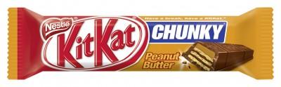 Nestlé KitKat Chunky Peanut Butter 42g Riegel