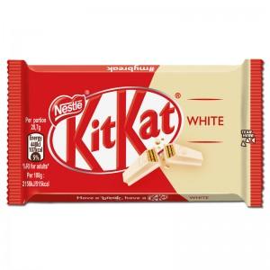 Nestlé KitKat White 41,5g Riegel
