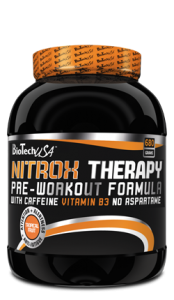 BioTechUSA Nitrox Therapy Dose 680g Pulver