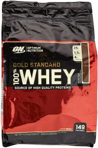 Optimum Nutrition Whey Gold Standard 4.54kg (10lbs) Beutel
