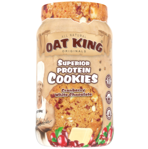 LSP Oat King Protein Cookies Dose 500g Pulver
