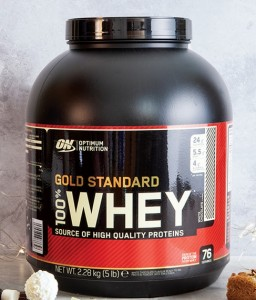Optimum Nutrition Whey Gold Standard 2280g Dose WHITE CHOCOLATE BRANDNEW!