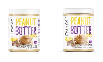 OstroVit Peanut Butter 100% 1000g