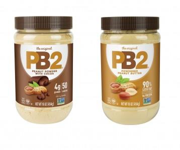 PB2 Powdered Peanut Butter 454g, Erdnusspulver