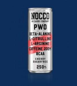 Nocco PWO 250ml Pre-Workout-Drink
