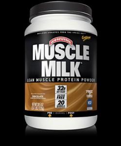 CytoSport Muscle Milk Pulver Dose 2240g Pulver