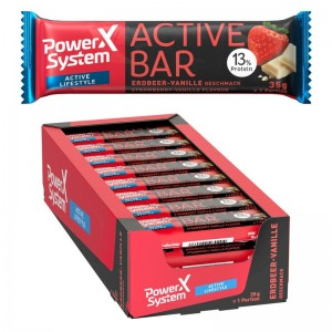 Power System Active Bar 35g Riegel, 13% Protein