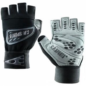C.P. Sports Profi-Grip-Bandagen-Handschuh grau XS-XXL