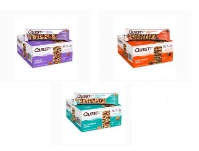 Quest Nutrition Quest Snack Bar 43g, Nuss-Proteinriegel
