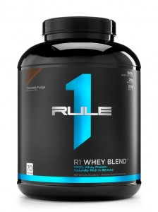 Rule 1 Whey Blend 2,38kg Dose