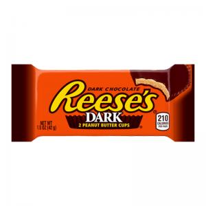 Reese's Dark Reese's Peanut Butter Cups, 2 Stück 39g
