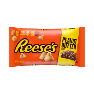 Reese's Peanut Butter Chips 283g, Peanut Butter Drops