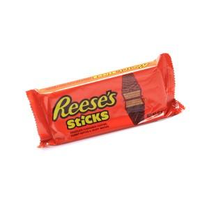 Reese's Sticks 42g, Waffel mit Peanut Butter Füllung