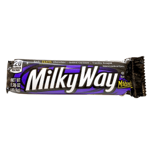 Milky Way Midnight Bar 49,9g Riegel, Dark Choc, Caramel & Vanilla Nougat