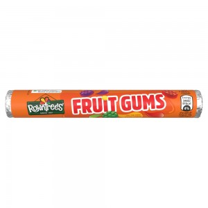 Nestlé Rowntree's Fruit Gums 48g Fruchtgummis