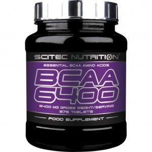 Scitec Nuttrition BCAA 6400 Tabletten 375 Stück