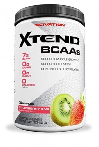 Scivation Xtend BCAA's 432g + Glutamin + Citrullin + Elektolyte!