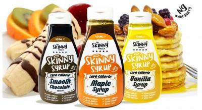 Skinny Food Skinny Syrup 425ml, Zero Calorie süße Soßen und Sirups