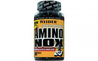Sonderposten! Weider Amino NOX 180 Kapseln, Essential Amino Acids