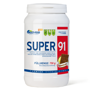 MULTI-FOOD Super 91 Dose 750g Pulver Sojaproteinisolat