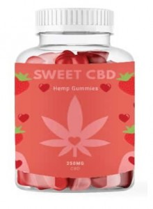 Sweet CBD Hemp Gummies 45g CBD Gummi-Drops
