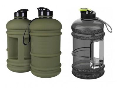 Trinkflasche BPA-frei 2,2 Liter mehrere Farben! Gymbottle, Gallone