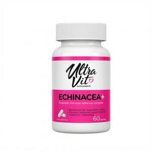 UltraVit Echinacea 60 Kapseln Heilpflanzenextrakt