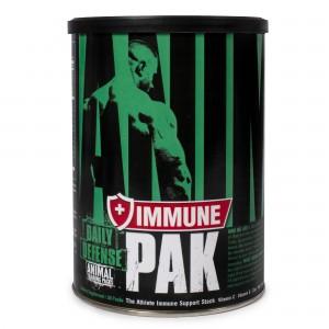 Universal Nutrition Animal Pak + Immune Support Daily Defense 30 Paks