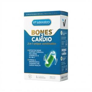 VPLabs Bones2Cardio 30 liquid Caps, Omega 3, D3, K2, etc.