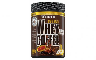 Weider Whey Coffee Dose 908g Pulver 80mg Koffein je Portion