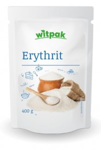 Witpak Erythrit 400g, kalorienfrei!