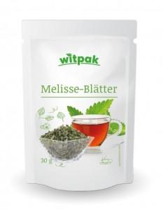 Witpak Melisse Blätter 30g, Kräutertee