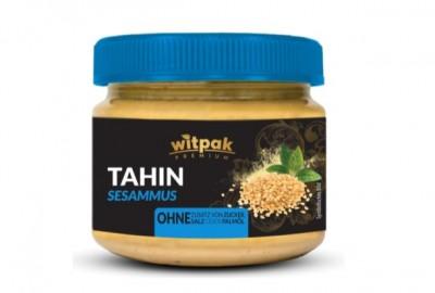 Witpak Tahin Sesammus 250g, 100% geröstete Sesamsamen
