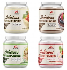 XXL Nutrition Delicious Protein Pudding 1000g Dose