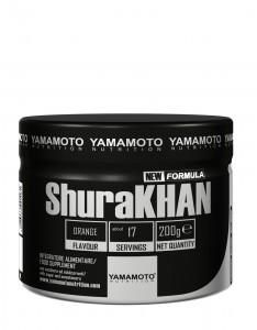 Yamamoto Nutrition ShuraKHAN 200g Pulver Pump Pre-Workout