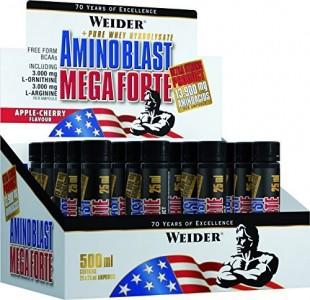 Weider Amino Blast Mega Forte 20 Trinkampullen a 25 ml