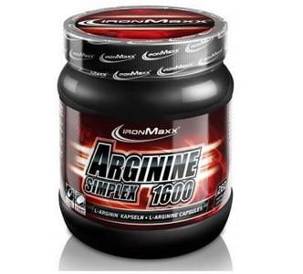 IronMaxx Arginin Simplex 1600 Tricaps Dose 260 Kapseln