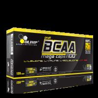 Olimp BCAA MEGA CAPSŸ 1100 Blister 120 Kapseln