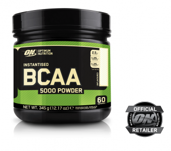Optimum Nutrition Instantised BCAA 5000 Powder 345g