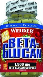 Weider Beta-Glucan Dose 120 Kapseln