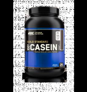 Optimum Nutrition Gold Standard 100% Casein Dose 908g Pulver