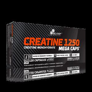 Olimp CREATINE MEGA CAPSŸ Blister 120 Kapseln