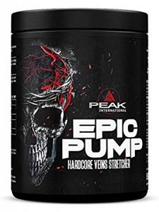 Peak Epic Pump 500g Pulver