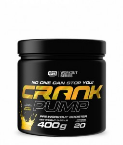 ESN Crank Pump 400g Dose Pulver