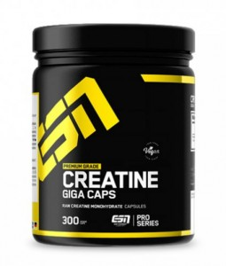 ESN Creatine Giga Caps 300 Kapseln Monohydrat