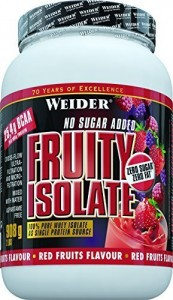Weider Fruit Isolate Dose 908g Pulver