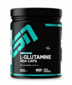 ESN L-Glutamine Giga Caps 300 Stück