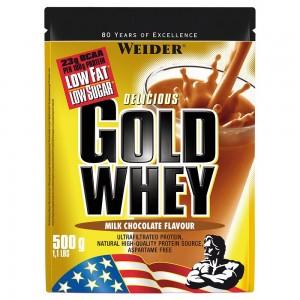 Weider Gold Whey Beutel 500g Pulver